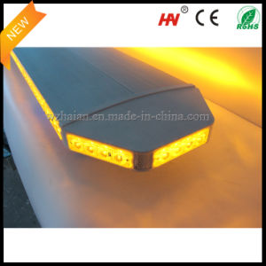 Silver Aluminum Chassis 48′′ LED Lightbar for Law Enforcement Vehicle pictures & photos