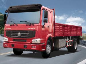 Sino Trucks 290HP Lorry 4X2 Cargo Truck, Van Truck