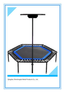 Bungee Trampoline with Adjustable Bar Indoor Trampoline pictures & photos