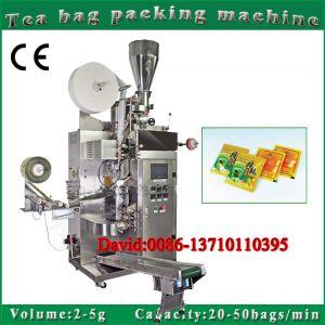 Tea Bag Packing Machine, DIP Tea Bag Packing Machine pictures & photos