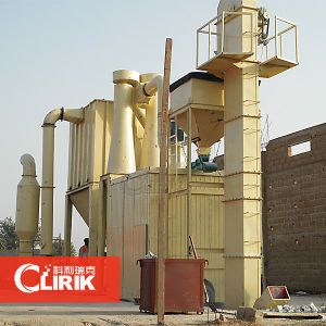 Activated Carbon Grinding Mill Plant pictures & photos
