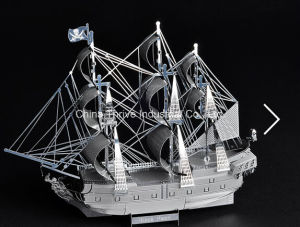 3D Puzzle Metal for Adults Toys Unisex pictures & photos