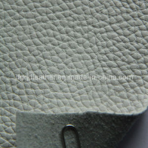 Best Selling Furniture Bonded PU Leather (QDL-FB020) pictures & photos