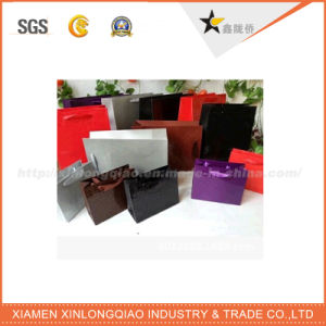 High Quality OEM Eco-Friendly Paper Bag for Shopping pictures & photos