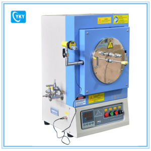 7.6 Liter High Vacuum Atmosphere Chamber Furnace with Feedthrough Flange pictures & photos