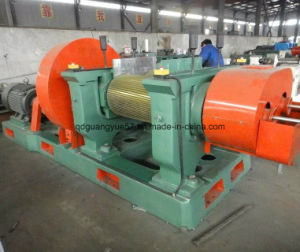 Xk-400 Double Roller Breaker/Waste Tyre Cracker Mill/Rubber Cracking Mill pictures & photos