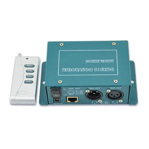 DMX512 Master Controller for LED Lighitng and Driver (DMX100)
