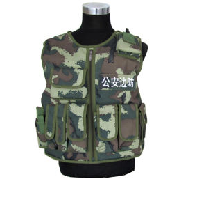 Camouflage Body Armor/Bullet Proof Vest pictures & photos