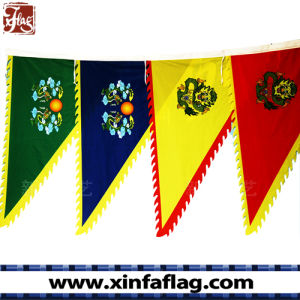 Hanging Pennant/Award Pennant/Bunting Flag Banner pictures & photos