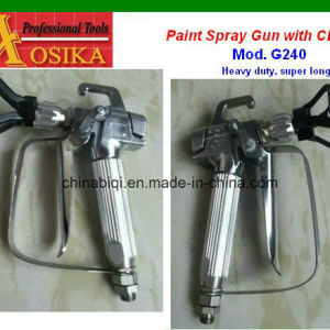 Wagner G-10xl Airless Spray Gun 25mpa for High Pressure Airless Paint Sprayer Hs Code 8424200000