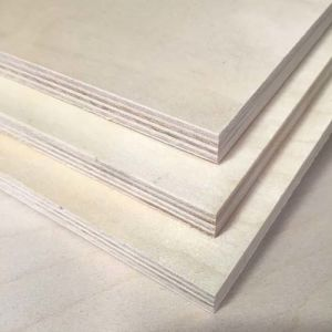 Premium Hardwood Core 6mm UV Birch Plywood pictures & photos
