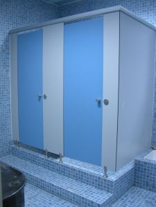 Public Toilet Cubicle Furniture (WC-09) pictures & photos