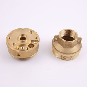 4 Inch Brass Cover Motor pictures & photos