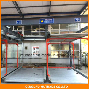 Outdoor Valet Hydraulic Bi-Directional Automatic Parking System with 2-15 Levels pictures & photos