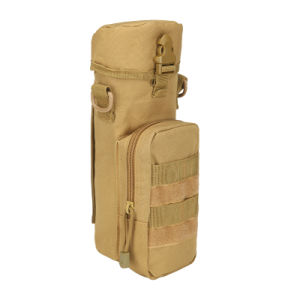 Molle Compatible Military Water Bottle Tactical Pouch pictures & photos