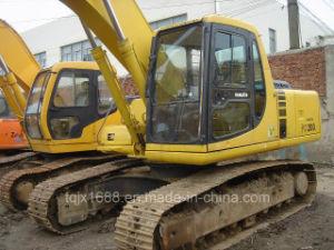 Japan Komatsu Hydraulic Crawler Excavator (PC200-6)