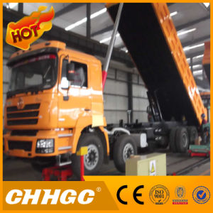 CCC ISO Approved 16cbm 8X4 Dump Truck pictures & photos