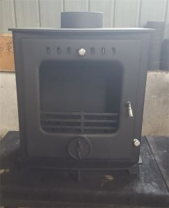 Modern Steel Wood Burning Heating Stove