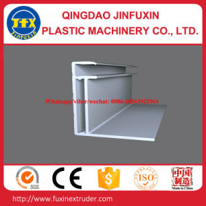 PVC Plastic Window Profile Extrusion Machine pictures & photos