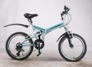 "24"" Suspension Folding Bike MTB (FP-FDB-D007) pictures & photos"