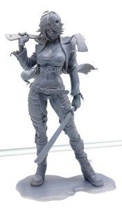 Figures Prototype/Sculpture Statue (WK2009129)