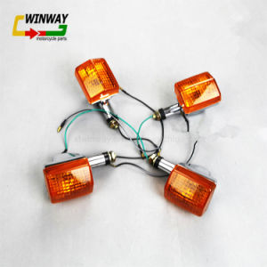 Ww-7135 Motorcycle Part Indicator Signal Turnning Light for Ax100 pictures & photos