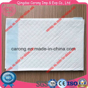 Non Woven Paper Waterproof Disposable Medical Products Underpad pictures & photos