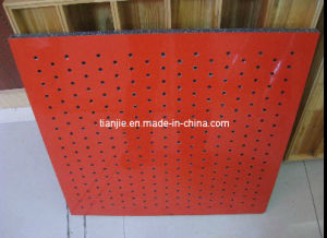 Composited Perforated Acoustic Panel