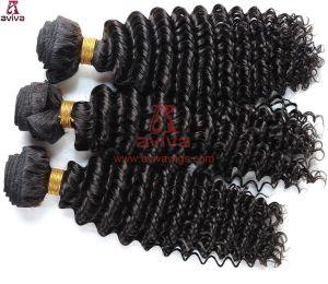 Top Quality Brazilian Natural Brazilian Deep Wave Virgin Hair pictures & photos