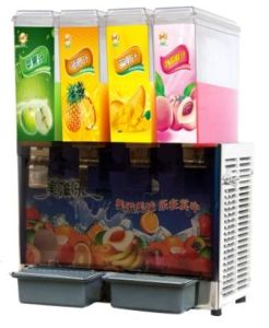 Cold and Hot Drink Dispenser (9L 4-Tank) (35kg/4 flavors)