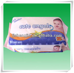 High Quality Cloth Like Baby Wet Wipe (OEM) pictures & photos