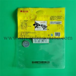 Beautiful Heat Seal Composite Plasic Food Packing Vacuum Bags pictures & photos