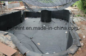 Flexible Roofing Material/ Rubber Sheet/ Pond Liner/ EPDM Waterproof Membrane pictures & photos