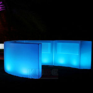 LED Modern Bar Counters Mould Counters Color Changeing Novelty Counters pictures & photos