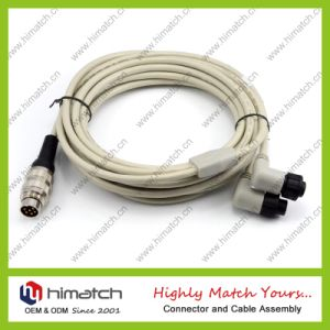 Robotic Mold Style Extension Camera Cable pictures & photos