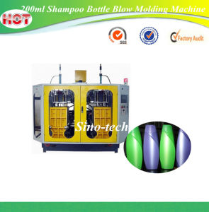 200ml Shampoo Bottle Blow Molding Machine pictures & photos