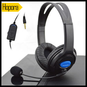 New Wired Gaming Headset Headphone for Playstation 4 PS4