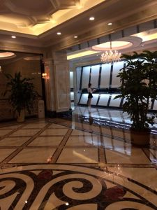 Full Glazed Polished Porcelain Floor Tiles (YD6B361) pictures & photos