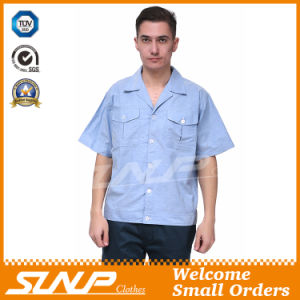 Newest Men Shirt Workwear with Waterproof and Reflective Tape pictures & photos