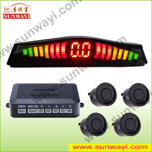 Vehicle Backup Reversing Parking2, 4, 6 Sensors / LED Display