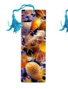 Custom Personalized 3D Plastic Bookmark pictures & photos