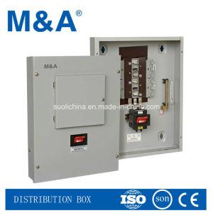 Mdb-M Tpn Distribution Box Panel Board pictures & photos