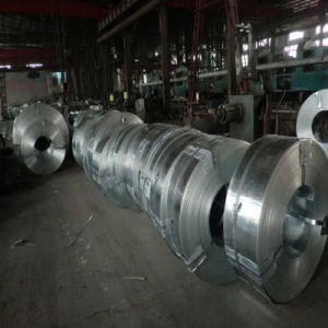 Steel Strip for Pipe Making (galvanized surface) pictures & photos