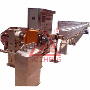 Silicone Rubber Extruder Production Line pictures & photos