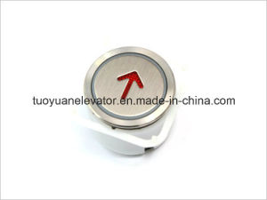 Round Type Push Button for Elevator Parts (TY-PB004) pictures & photos