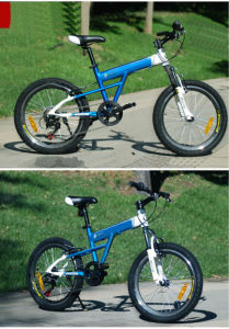 "Climber 20"" Mountain Bike with Suspension pictures & photos"