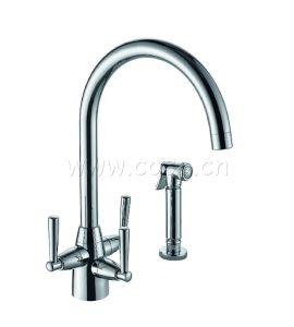 Kitchen Faucet Mixer Tap, Sink Mixer Faucet Tap DC8504 pictures & photos