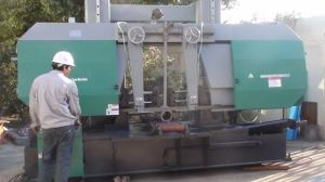 High Speed Band Saw Cutting Machine pictures & photos