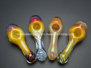 Colorful Glass Pipe Hand Pipe Smoking Pipe Manufacturer Whoelsale