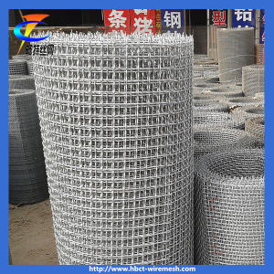 Hot Sale High-Carbon Steel Quality Crimped Wire Mesh pictures & photos